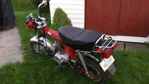 Trail  70cc  2006 negociable