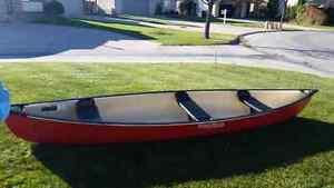 16ft Wind river canoe