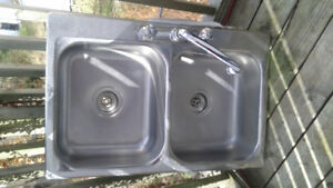double sink second hand