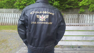 Leather Honda GoldWing Jacket