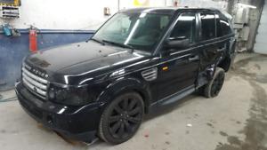 2008 Land Rover Range Rover Sport VUS