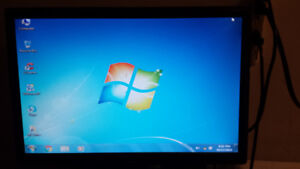 """19"""" Wide Screen LCD Computer Monitor for Sale"""