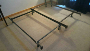 Metal Bed Frame - New Condition!