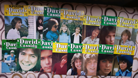 15 x DAVID CASSIDY OFFICIAL 1970s magazines