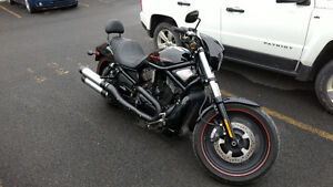 Harley Night Rod Special; low mileage
