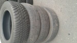 Four 175/65r14 all seasons Truro