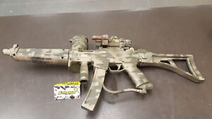 Paintball Tippmann A5 mod MP5 style camo