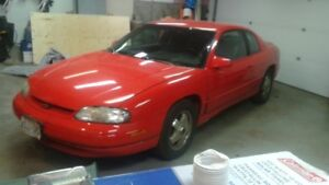 1998 Chevrolet Monte Carlo Z34 Other