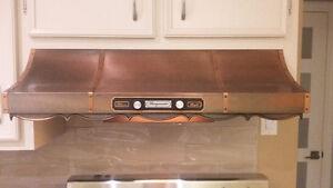 Ventilateur de poele (Hotte)