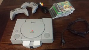 PS1, wireless controls, kids games