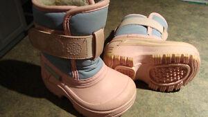 jolie botte doublé