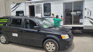 We clean your RV at your location! Kitchener / Waterloo Kitchener Area image 1