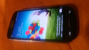 Samsung Galaxy S3/16GB débloquer comme neuf