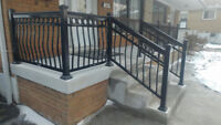 Aluminum Railings & Columns - Lifetime Product With Best Prices