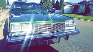 1979 Buick LeSabre Costum Sedan