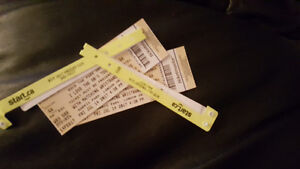 Selling 2 rock the park general admission I love the 90s tickets