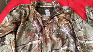 Scentlok bowhunter jacket and pants