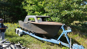 Steel Hull Boat