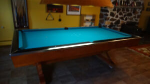 Table de billard de qualité