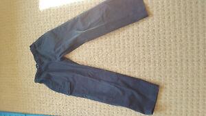 Girls navy blue girl guides pants