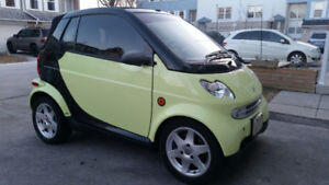 2006 Smart Fortwo Convertible Turbo Diesel
