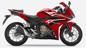 Looking for a 2016+ CBR500R with ABS (saftied)