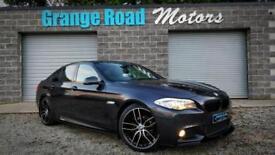 2012 62 BMW 5 SERIES 2.0 520D M SPORT 4D AUTO 181 BHP DIESEL