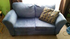 Love Seat and Chair combo! Super comfy!