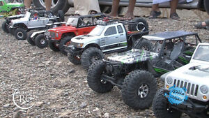 Wanted: 1:10 RC rock crawler axial ax10 or scx10 or wraith RTR