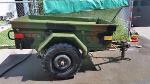 M101 CDN2 Military Trailer