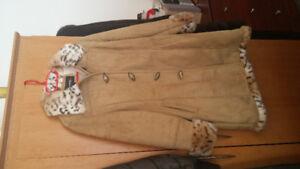 Wildledern coat