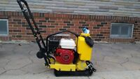 Honda GX160 Commercial Plate Compactor Tamper Packer
