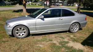 2001 BMW 325CI Auto Need Gone