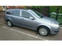 Vauxhall Astra diesel estate 1.3cdti 08
