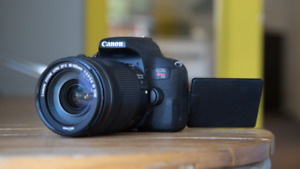 Buying Your Canon T7i