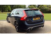 2016 Volvo V60 D3 (150) R DESIGN Lux Nav W. W Manual Diesel Estate