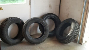 Winter Tires For Sale!!