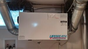 Lifebreath Heat Recovery Ventilator