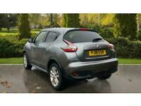 2018 Nissan Juke 1.2 DiG-T N-Connecta 5dr Manual Petrol Hatchback