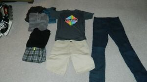 Lot of Young Mens Clothing