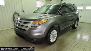 Ford Explorer 4WD 4dr V6 SelectShift 2011