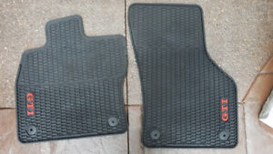 MK7 GTI MONSTER MATS *FRONTS ONLY*