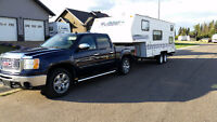 TRUCK AND TRAILER FOR ONLY $15500
