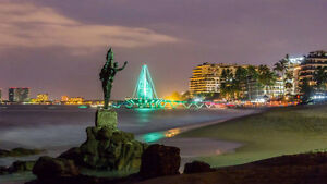 Puerto Vallarta Accommodation Feb. 7/2018 to Mar.14/2018