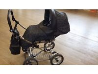 Baby style pram for sale from birth