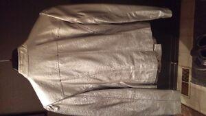 Metallic Silver Jacket Regina Regina Area image 3