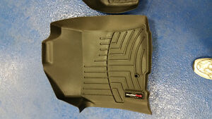 Weather tech floor mats for 14 dodge ram 4dr