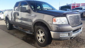 2004 Ford F-150 LOW KM, good condition
