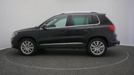 Volkswagen Tiguan 2.0TDI 4Motion BMT 2016MY Match Edition FROM £97 PER WEEK