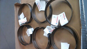 New band saw blades for meat & bone cutting